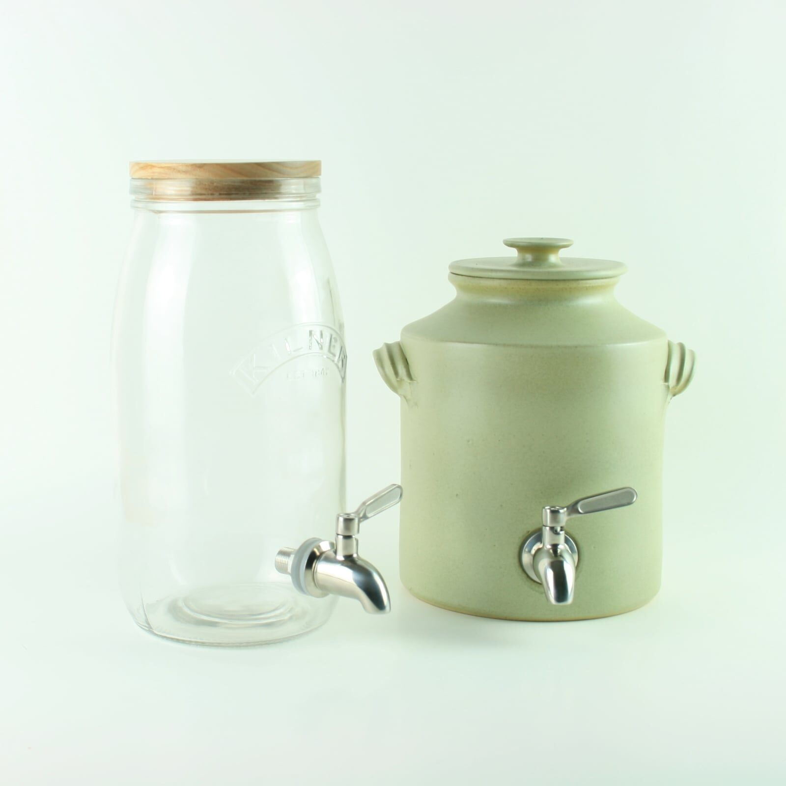 Brewing Kombucha and Making Vinegar