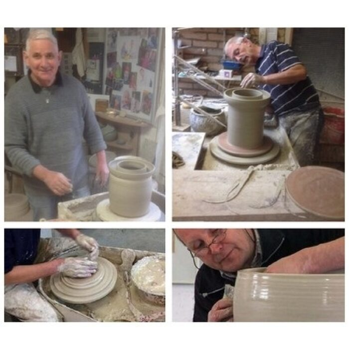 Handmade ceramics from the master craftsmen at Ren Bours, The Netherlands