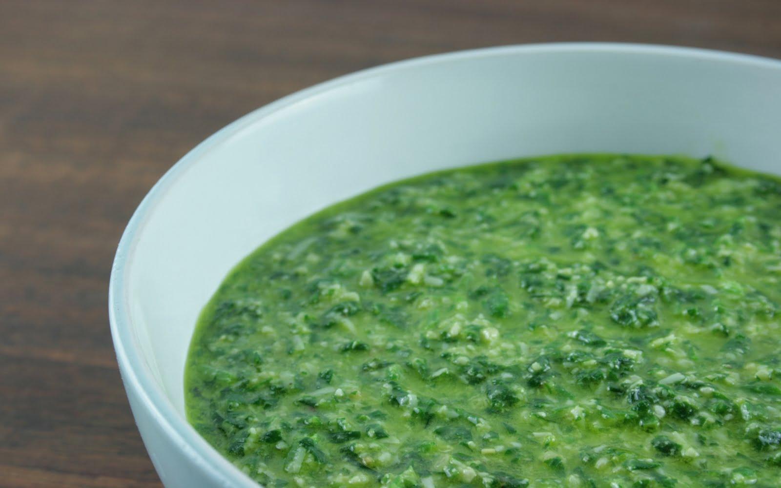 simple wild garlic pesto recipe easy to make